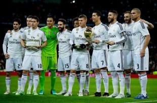 صوره الريال مدريد 2017تشكيلة  نادي ريال مدريد لكرة القدم