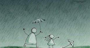 صور تفسير رؤيا المطر في المنام