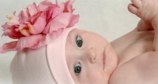صور خصائص الطفل في الشهر الرابع