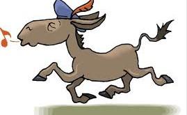 صور قصة الحمار الذكي راح تعجب طفلك لا تفوتيها وقع حصان