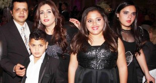 صوره محمد هنيدي وزوجته