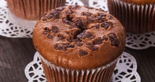 صور طريقة تحضير حلي مافن الشوكولاته