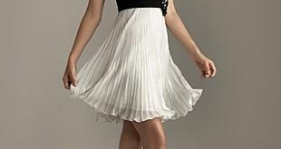صورة اجمل واروع الفساتين القصيره تشكيلة رائعة من التصميمات