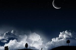 صوره تفسير رؤية الليل في الحلم