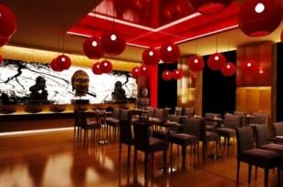 صوره ديكور مطاعم الوجبات السريعة