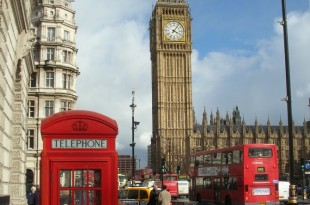 صوره تقرير عن مدينة لندن