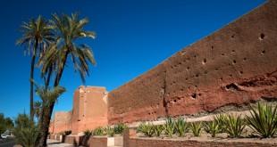بالصور ذهبت في رحلة مدرسية الى احدى مدن المغرب العتيقة Marrakech city wall  310x165