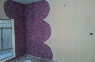 صوره ديكورات صبغ جدران عراقي