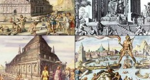صور ما هي عجائب الدنيا السبع