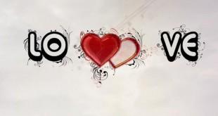 صوره كلمة بحبك باللغة الانجليزية