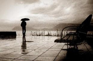 صورة كلام عن الماضي الحزين