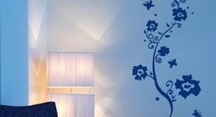 صوره اجمل رسومات دهانات الحوائط