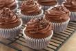 بالصور طريقة عمل وصنع الحلويات chocolate cup cake 110x75