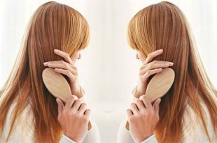 صوره اهمية تمشيط الشعر قبل النوم