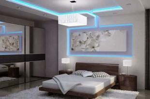 صوره ديكورات بسيطة لغرف النوم
