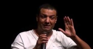 صوره متزعليش هشام الجخ قصيدة  كامله