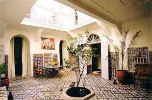 صوره ديكورات منازل مغربية عصرية