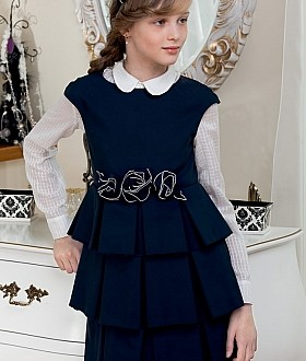 بالصور اجمل ملابس مدرسه جديدة img girls ly1378878485 972 280x330