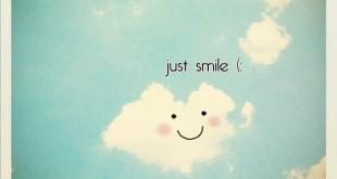 صور معنى كلمة just smile
