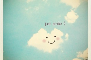 صوره معنى كلمة just smile