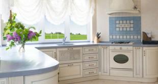 صور طريقة تنظيف المطبخ بالصور