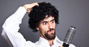 صوره حل مشكلة الشعر الخشن للرجال