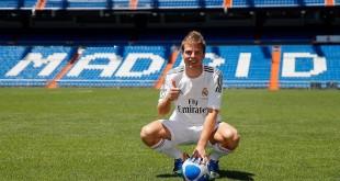 بالصور صور ريال مدريد الجديدة maxصور تقديم لاعب ريال مدريد الجديد أسيير إيارامندي c96d4 310x165
