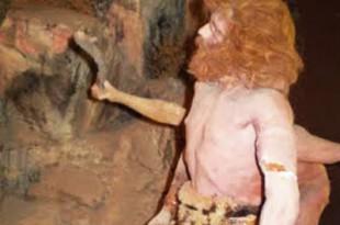 صوره كيف كان يعيش الانسان في العصر الحجري القديم