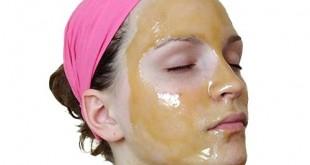 بالصور فوائد العسل وزيت الزيتون olive oil and honey facial mask 500x330 310x165