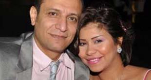 صور شيرين عبد الوهاب وزوجها