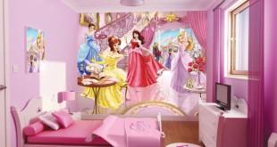 صورة صور ديكورات غرف اطفال بنات