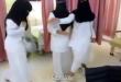 صوره ممرضات يرقصن رقصة البطريق داخل مستشفى