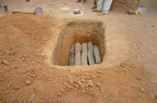 صوره شكل القبر من الداخل