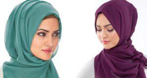 صوره لفات حجاب بسيطة 2017 اجمل اشكال لفات الحجاب 2017