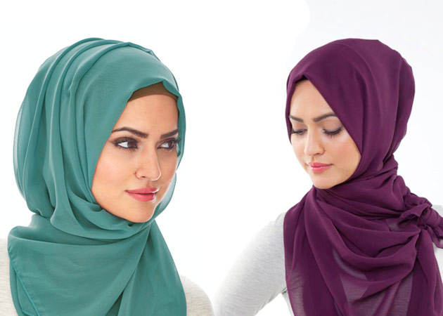 صوره لفات حجاب بسيطة 2018 اجمل اشكال لفات الحجاب 2018