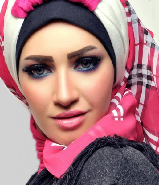 صوره للفتيات والبنات والصبايا والنساء , اجمل ربطات حجاب جديده للمناسبات 2019