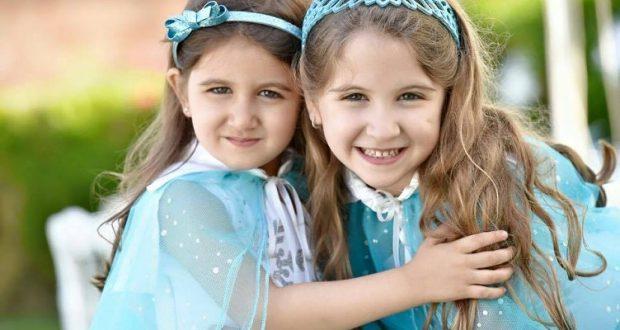 صورة فساتين بنات نانسي عجرم , ملابسهم كثيرة بس هذة تجنن