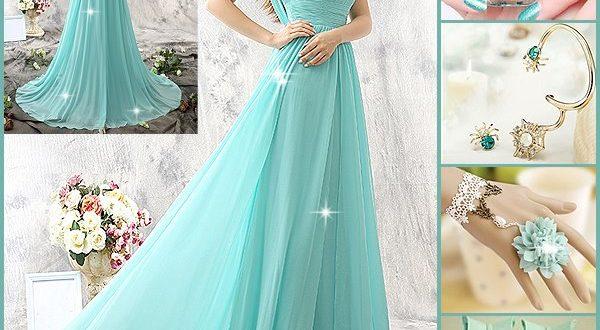 بالصور اروع فساتين السهرة اجمل الفساتين 1426014068263 600x330