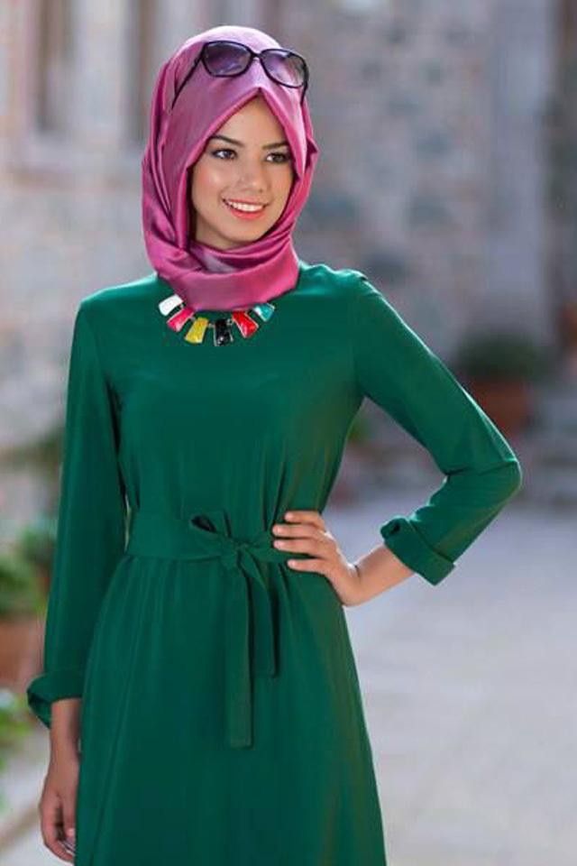 صوره موديلات حجابات 2018 بانماط عصرية