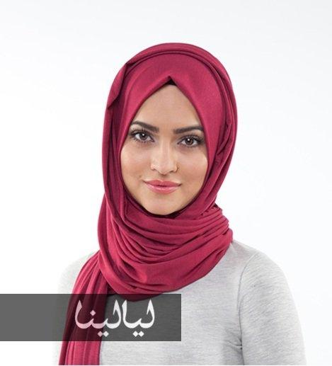 لفات حجاب بسيطة 2021 احلى اشكال لفات الحجاب 2021