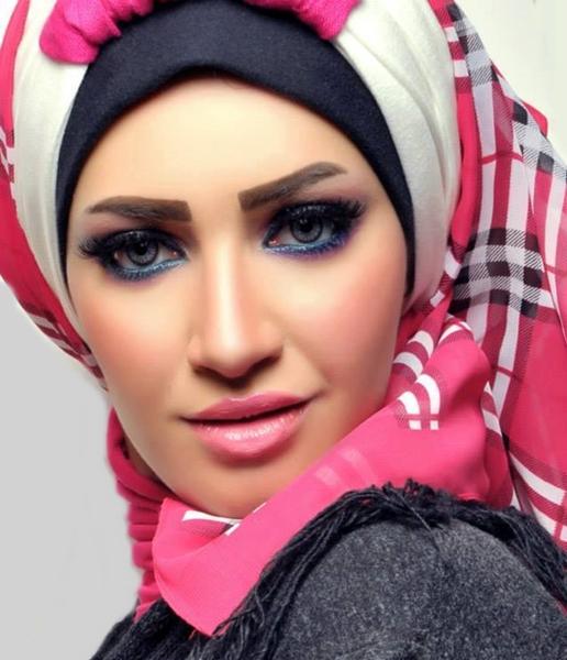 صور للفتيات والبنات والصبايا والنساء , اجمل ربطات حجاب جديده للمناسبات 2019