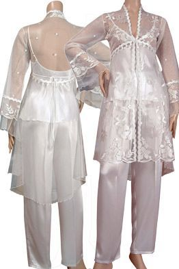 بالصور قمصان نوم رومانسية خاصة بليلة الزفاف 20160515 58