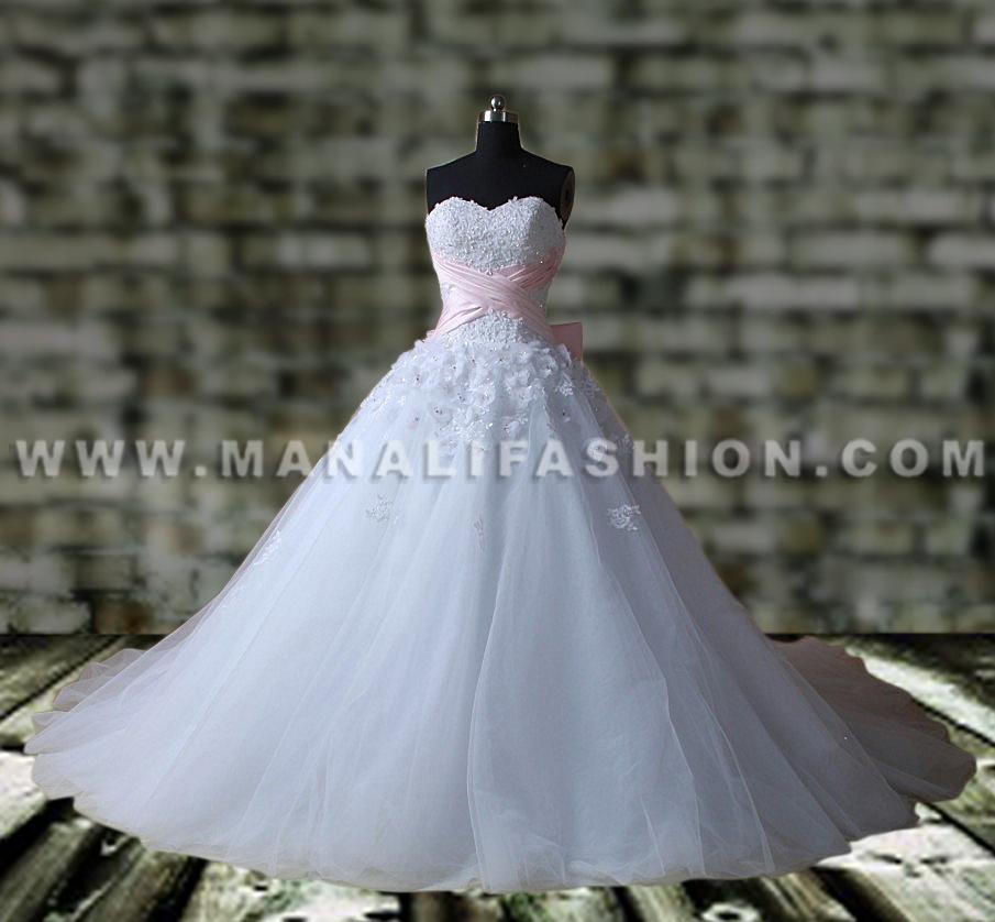 بالصور فساتين زفاف عالمية رهيبة فساتين زفاف مميزة للبنانيت 20160516 10