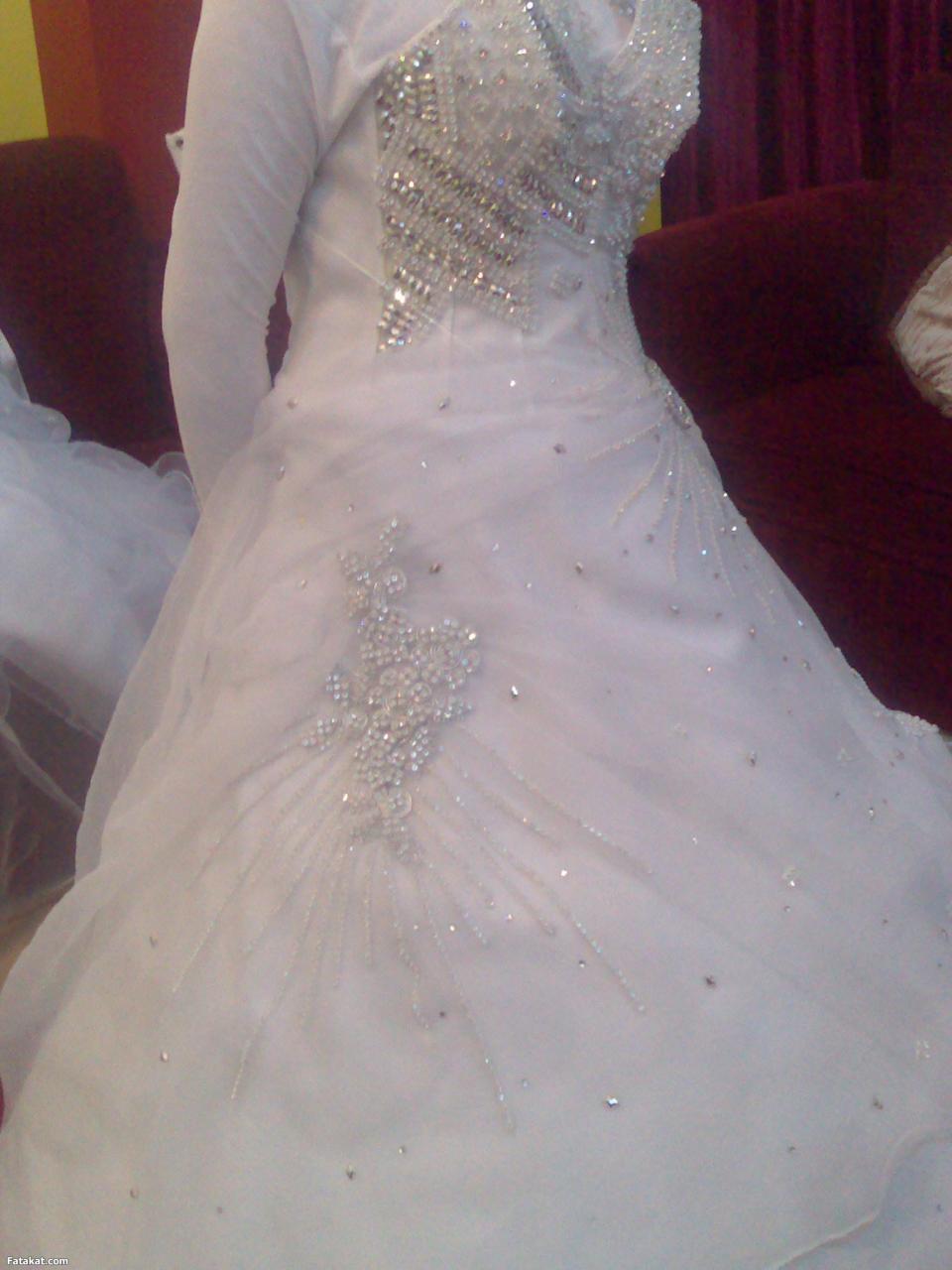 بالصور فساتين زفاف جريئه فساتين زفاف فخمه 20160516 288