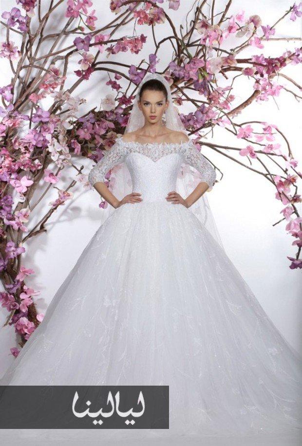 بالصور اجمل 10 فساتين زفاف في العالم 20160517 1039
