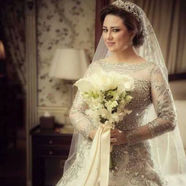 بالصور فساتين زفاف هاني البحيري 2019 20160517 730