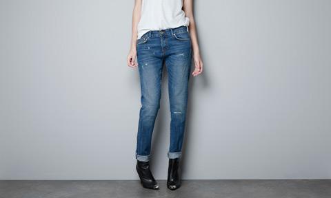 جينزات حلوة للفتيات جينزات جنان