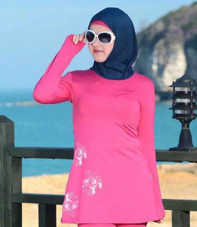 صورة ملابس ملتزمات 2020 حجاب شرعي 2020