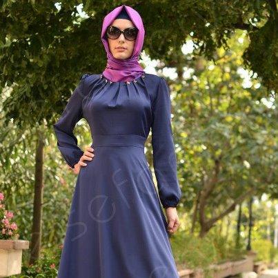 صوره ملابس ملتزمات 2017 حجاب شرعي 2017