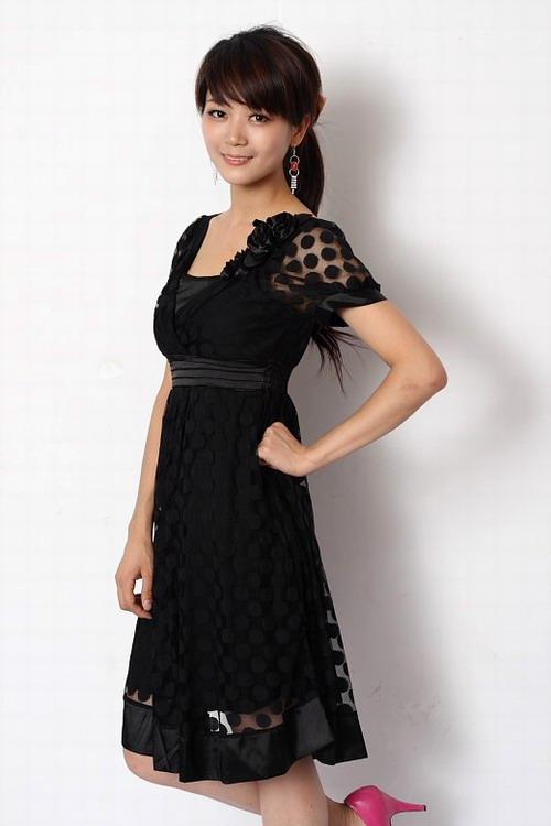 صورة واو اجمل فساتين صينيه طويله , فعلا ابداع وجمال